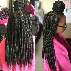 how much packets hair you need for braids 25 best ideas about jumbo box braids on pinterest