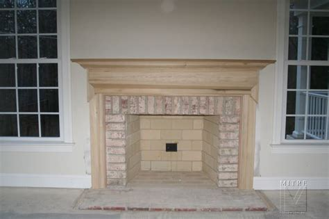 Asbestos Fireplace Surround by Mantels Surrounds Mitre Contracting Inc