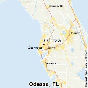 odessa florida map best places to live in odessa florida