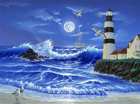 lighthouse wall mural lighthouse wall mural style wallpaper by murals your way