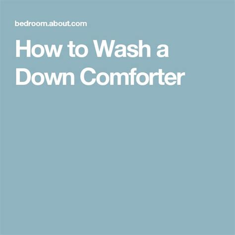 how to wash comforter in washer 1000 ideas about washing down comforter on pinterest
