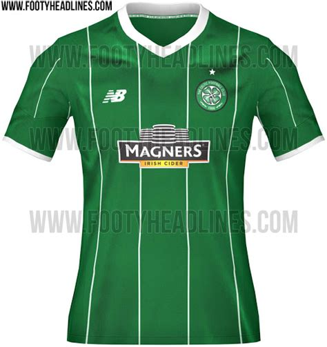 Jersey Celtics Away 20152016 pic the new celtic away jersey has leaked now and it is another gem sportsjoe ie
