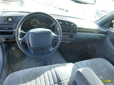 1998 Chevy Lumina Interior by Blue Interior 1998 Chevrolet Lumina Standard Lumina Model