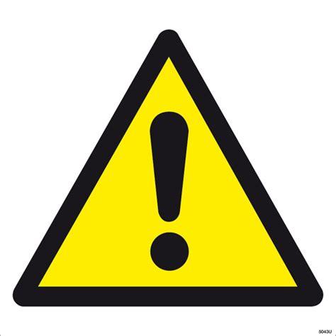 warning sign exclamation warning sign shop signs sign maker sign