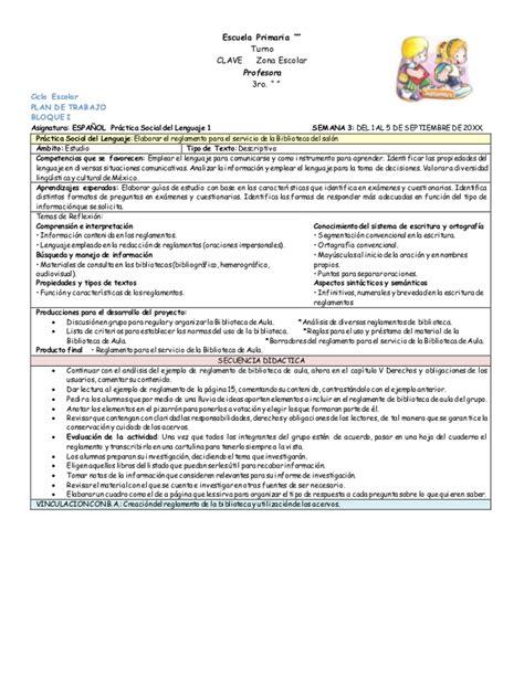 planeaciones primaria gratis bloque 3 2015 2016 planeacion de primaria 2015 2016 gratis lainitas tercer