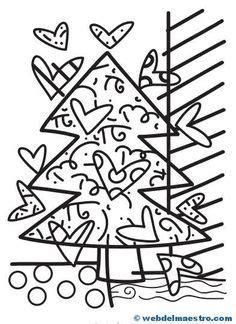 dibujos de romero britto para colorear resultado de imagen para dibujos para colorear de romero
