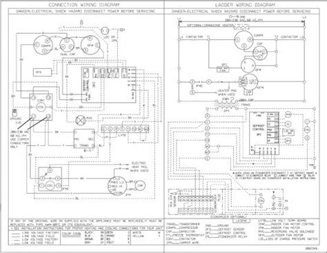 international comfort products manuals electric heat doesn t turn on wiring question