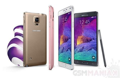 Samsung Note 4 K On wyprzeda綣 w play samsung galaxy note 4 lg 4g lte i
