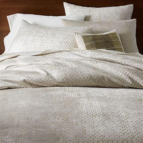 west elm covers cotton luster velvet duvet cover shams west elm