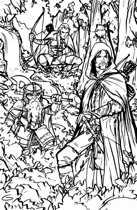 middle earth coloring pages 16 best memoria press with the hobbit images on pinterest