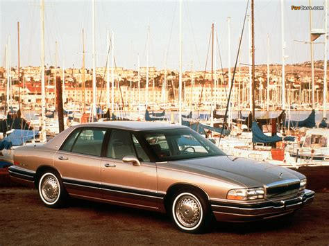 how it works cars 1991 buick park avenue transmission control buick park avenue 1991 96 wallpapers 1024x768