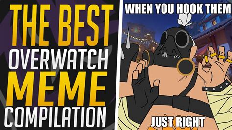 The View Meme - the most salty overwatch meme compilation youtube