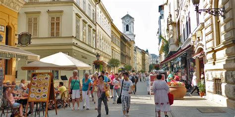 Popular Grocery Stores queen of the danube budapest hungary notable travels