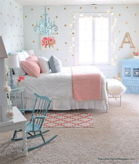 she lists all the paint colors fancy farmhouse bedroom makeover girls decorating ideas