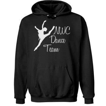 design team hoodie dance team hoodie