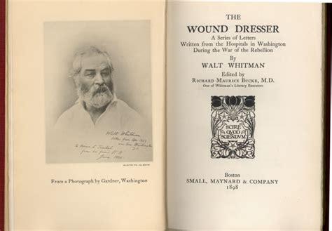 Wound Dresser Walt Whitman by Whitman Wound Dresser Bestdressers 2017
