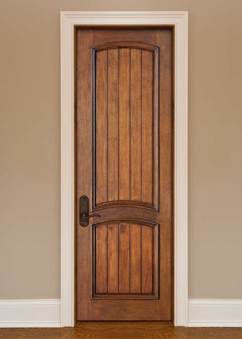 Handmade Interior Doors - custom solid wood interior doors by doors for builders