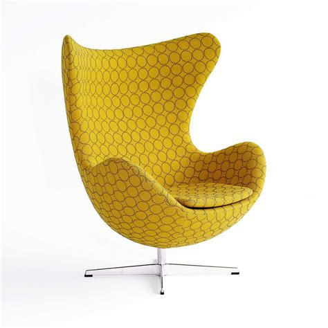 The Egg Chair by Nami Interiors New Versions Of The Egg Chair