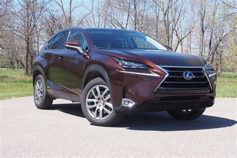 lexus nx 2016 2016 lexus nx 300h review curbed with craig cole