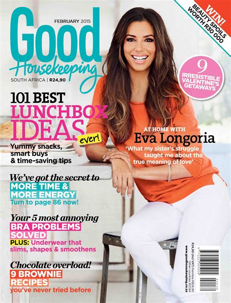 Good Housekeeping Com | good housekeeping goeie huishouding south africa