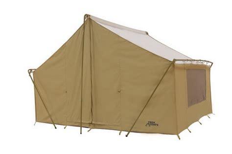 Canvas Cabin Tents by Opentip Trek Tents 246c Canvas Cabin Tent 10 X 14