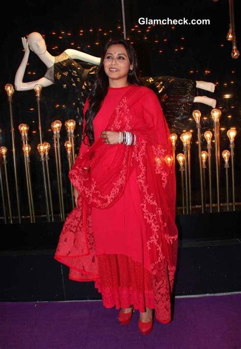 Rani mukerji after marriage pics