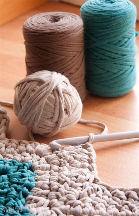 tutorial alfombra ganchillo xl las 25 mejores ideas sobre alfombra de trapillo