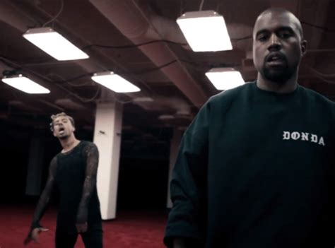 vic mensa u mad kanye wiled out with his prot 233 g 233 vic mensa in their video