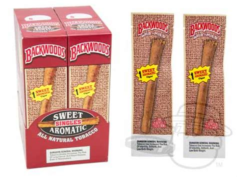 Tembakau Flavor Sweet Aromatic backwoods cigars best cigar prices