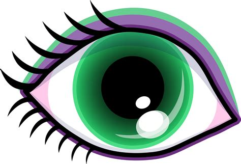 Eyeball Clipart Free by Eye Clipart Clipartion