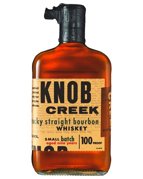 Knob Creek Kentucky Bourbon Whiskey by Knob Creek 9 Year Kentucky Bourbon 700ml