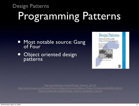 design pattern gang of four amazon software engineering in php