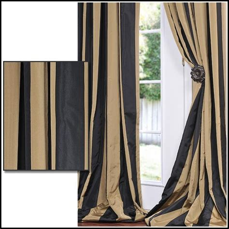 tan and white horizontal striped curtains tan striped curtains enchanting tan and white horizontal