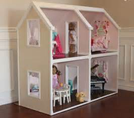 American Doll House by Of Three S Craft Doll Houses For The