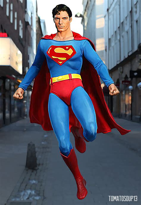christopher reeve superman wallpaper superman christopher reeve by tomatosoup13 on deviantart