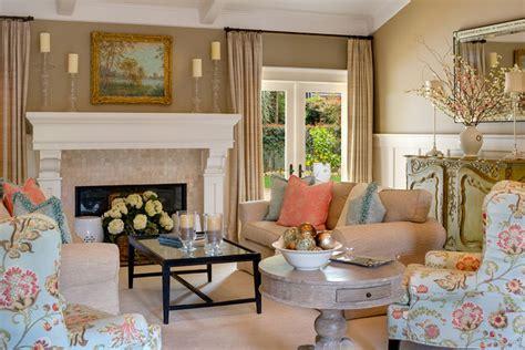 color room santa barbara montecito california style living room santa barbara by debra henno design