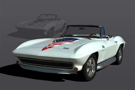1967 corvette stingray convertible 1967 chevrolet corvette stingray convertible photograph by