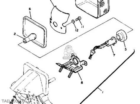 1982 yamaha xt200 wiring diagram diagram auto wiring diagram
