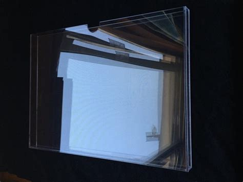 frameless picture frames custom photo frames put your picture in a frame acrylic