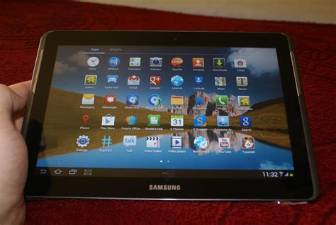 Samsung Tab 2 P5100 samsung galaxy tab 2 p5100 impressions tablet news