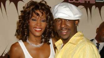 Whitney houston goody two shoes to bobby brown abc news
