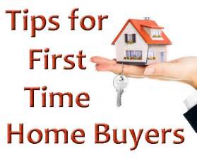 tips for home buyers tips for time homes buyers