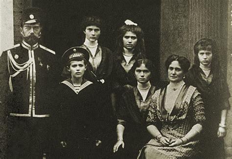 imagenes de la familia romanov el asesinato de los romanov caso cerrado mundo elmundo es