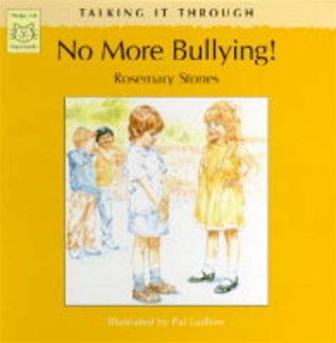 no bullying books children s books reviews children don t divorce no