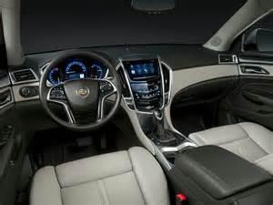 Cadillac Suv Interior 2015 Cadillac Srx Price Photos Reviews Features