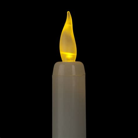 Battery Candles by Battery Operated Timer Taper Candle Twist Activated