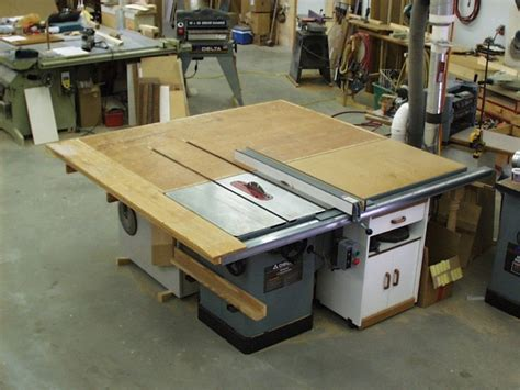 Melly Popular Table Saw Cabinet Plan