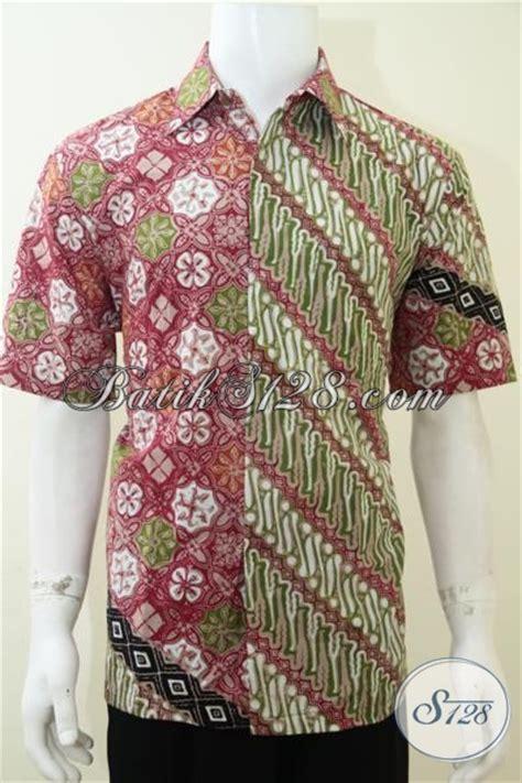 Baju Daur Ulang Untuk Pria baju batik unik pria untuk anak muda dan laki laki berjiwa muda ld2284ct l toko batik