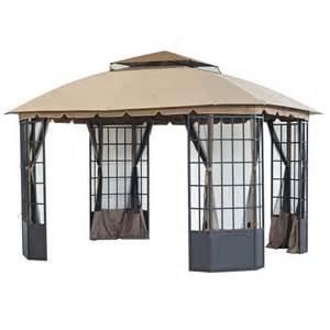 home depot gazebo outdoor gazebos