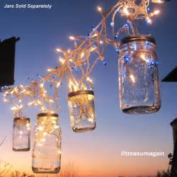 fairy lights lanterns 6 diy mason jar hangers twist on